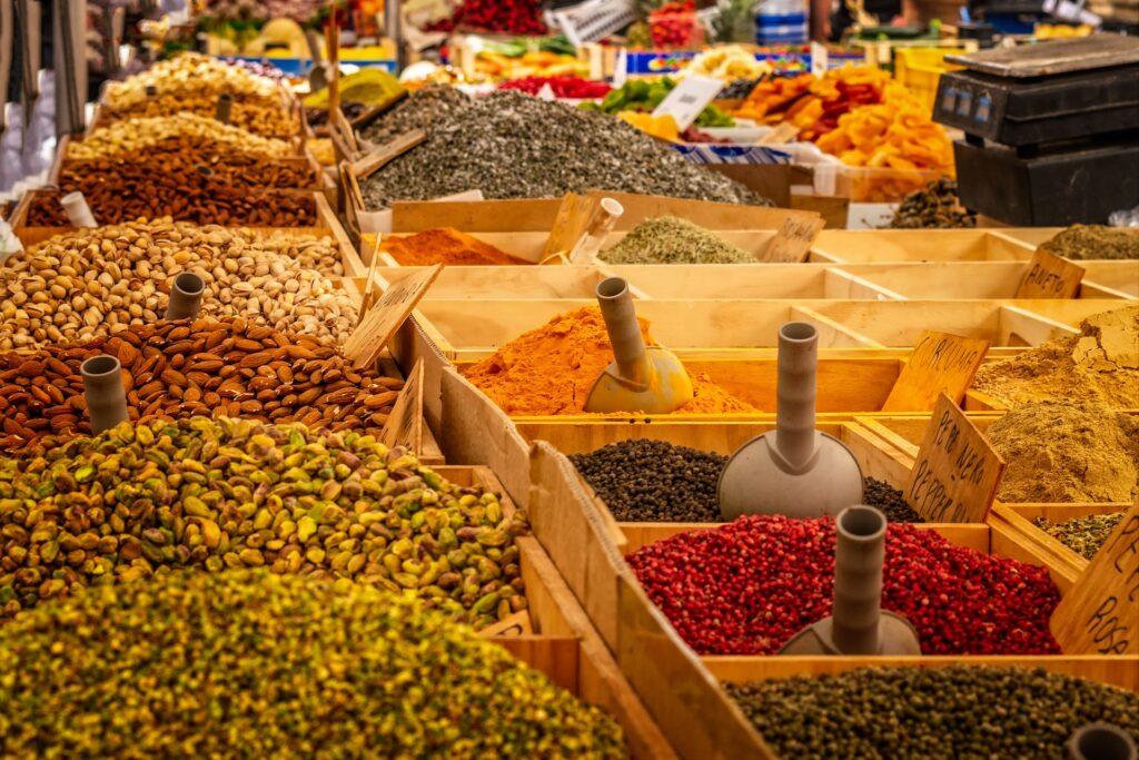 Hout Bay Harbour Market Food
